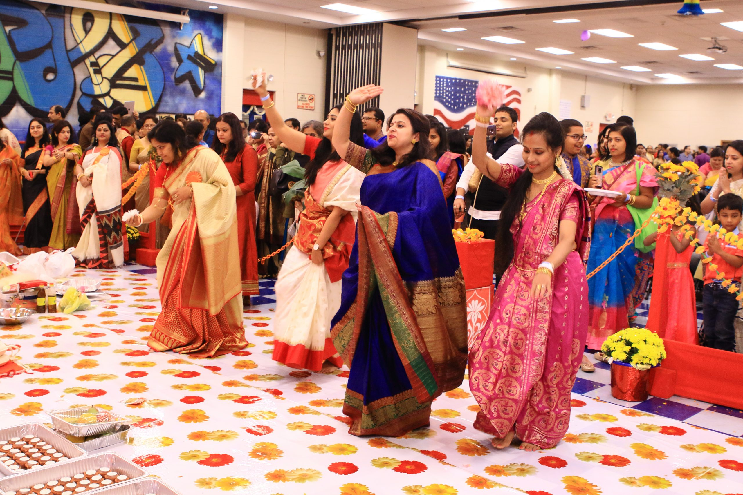 Promote Indian social, cultural and religious events throughout the year